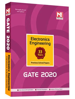 9789388137805: GATE 2020: Electronics Engineering Previous Solved Papers [Paperback] ME Editorial Board