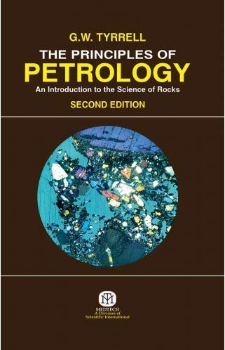 Principles of Petrology: An Introduction to the