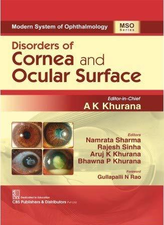 9789388902670: Disorders of Cornea and Ocular Surface