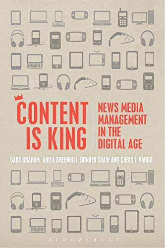 9789388912259: Content is King: New Media Management in the Digital Age