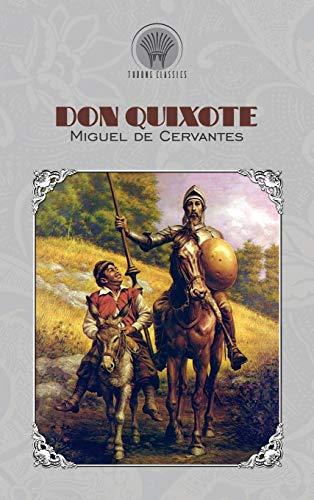 9789389232875: Don Quixote (Throne Classics)