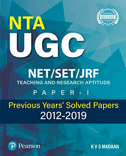 NTA UGC NET/SET/ JRF ? Teaching and