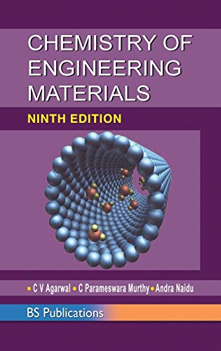 Chemistry of Engineering Materials (Hardback): C V Agarwal,