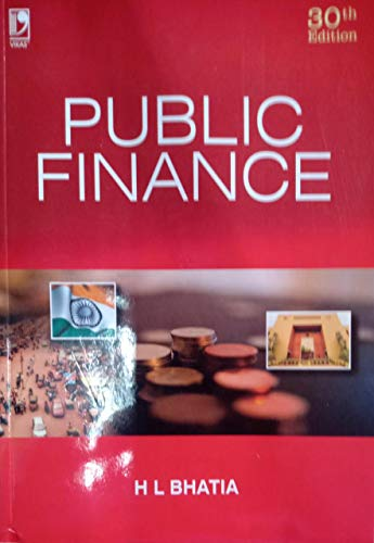 Public Finance 30/e: Dr H L