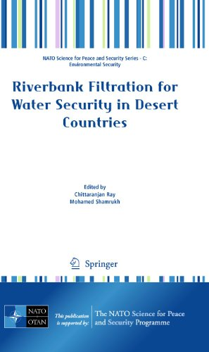 Riverbank Filtration for Water Security in Desert Countries: Mohamed Shamrukh
