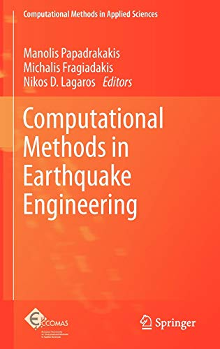 Computational Methods in Earthquake Engineering (Hardback)