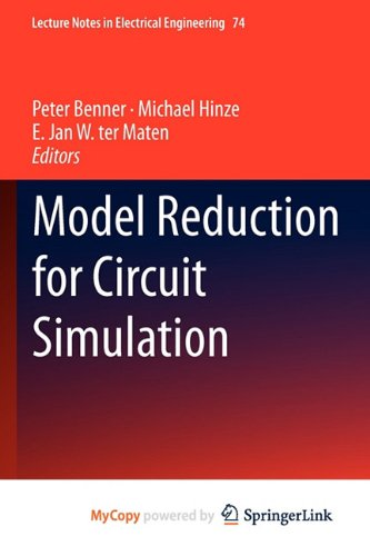 9789400700901: Model Reduction for Circuit Simulation