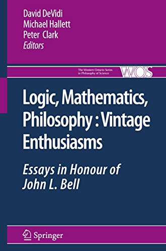 Logic, Mathematics, Philosophy, Vintage Enthusiasms (Hardback)