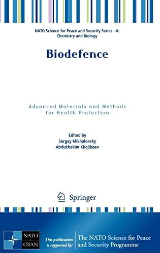 Biodefence: Abdukhakim Khajibaev