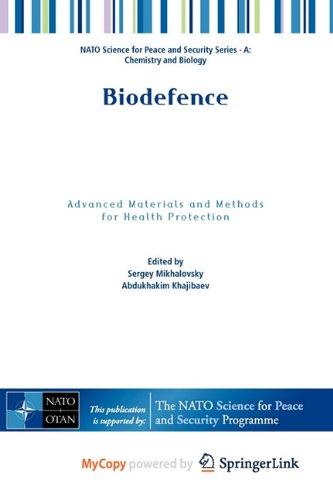9789400702189: Biodefence