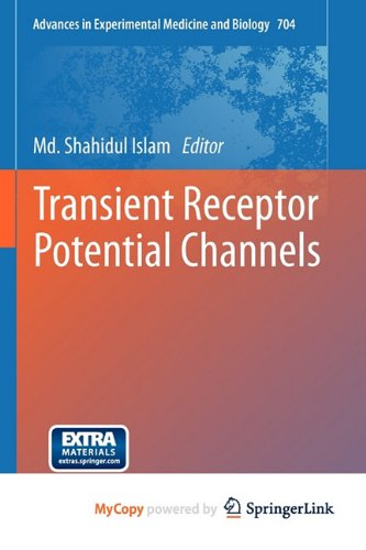 9789400702660: Transient Receptor Potential Channels