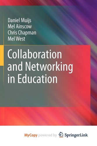 9789400702844: Collaboration and Networking in Education