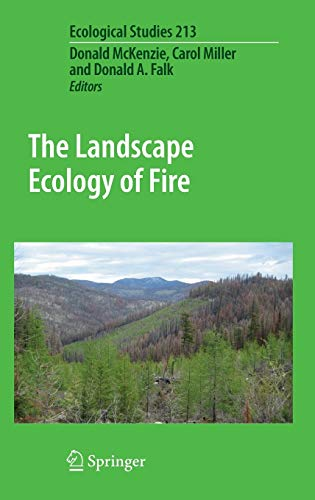 9789400703001: The Landscape Ecology of Fire (Ecological Studies)
