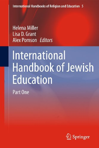 International Handbook of Jewish Education (Hardback)
