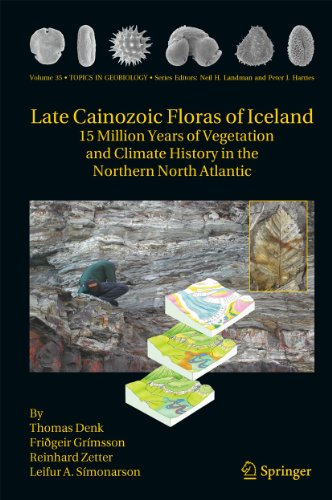 9789400703711: Late Cainozoic Floras of Iceland: 15 Million Years of Vegetation and Climate History in the Northern North Atlantic (Topics in Geobiology)