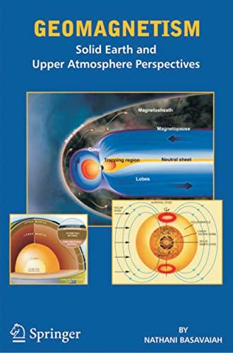 Geomagnetism (Hardcover): Nathani Basavaiah
