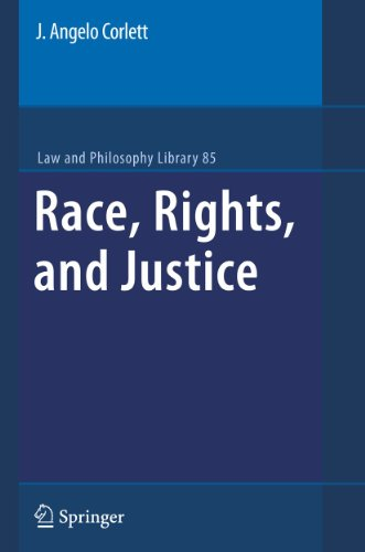 9789400705241: Race, Rights, and Justice (Law and Philosophy Library)