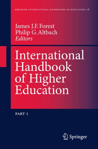 9789400705623: International Handbook of Higher Education: Part One: Global Themes and Contemporary Challenges, Part Two: Regions and Countries (Springer International Handbooks of Education)