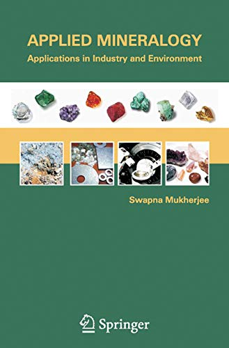 9789400711617: Applied Mineralogy: Applications in Industry and Environment