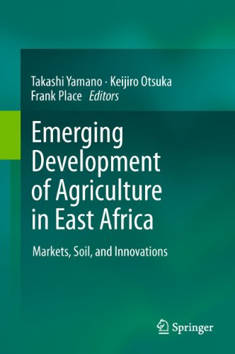 Emerging Development of Agriculture in East Africa