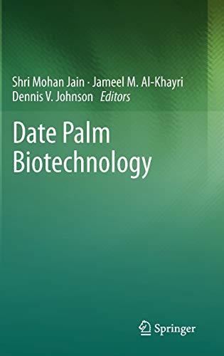 Date Palm Biotechnology: Shri Mohan Jain