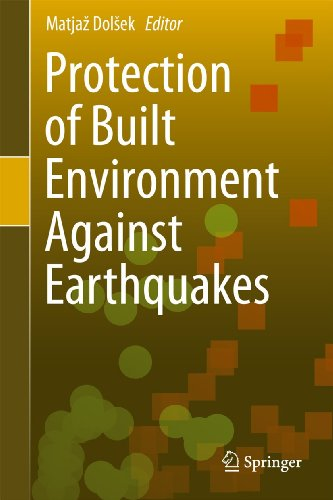 Protection of Built Environment Against Earthquakes: Springer