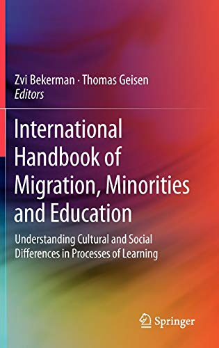 International Handbook of Migration, Minorities and Education: Zvi Bekerman