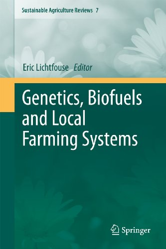 Genetics, Biofuels and Local Farming System: Eric Lichtfouse