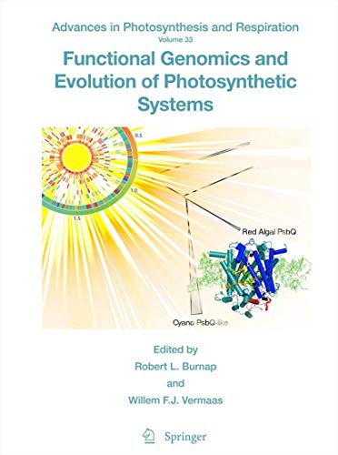 Functional Genomics and Evolution of Photosynthetic Systems: Robert Burnap