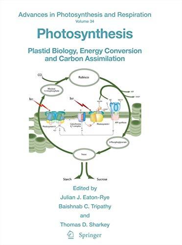 Photosynthesis: Julian J. Eaton-Rye