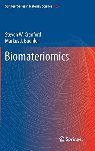 9789400716100: Biomateriomics (Springer Series in Materials Science)