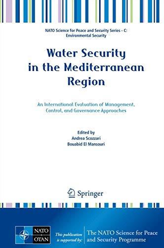 Water Security in the Mediterranean Region: Andrea Scozzari