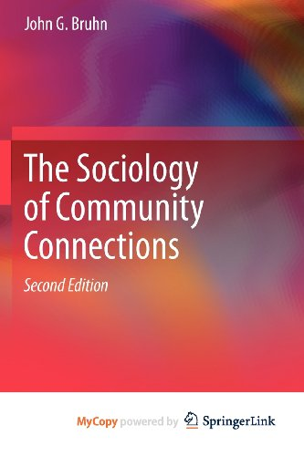 9789400716346: The Sociology of Community Connections