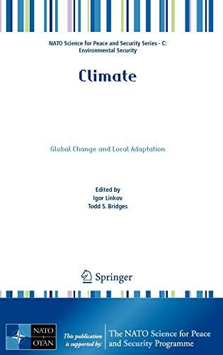 Climate: Igor Linkov