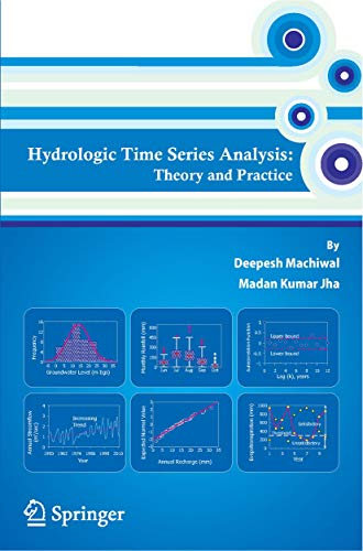 9789400718609: Hydrologic Time Series Analysis: Theory and Practice