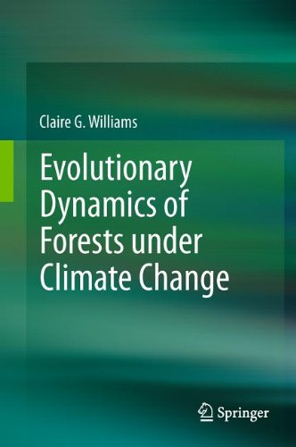 9789400719354: Evolutionary Dynamics of Forests under Climate Change
