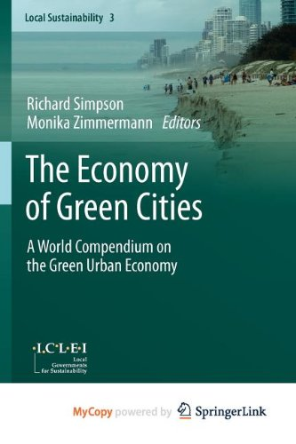 9789400719705: The Economy of Green Cities: A World Compendium on the Green Urban Economy