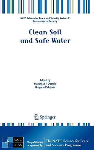 9789400722392: Clean Soil and Safe Water (NATO Science for Peace and Security Series C: Environmental Security)