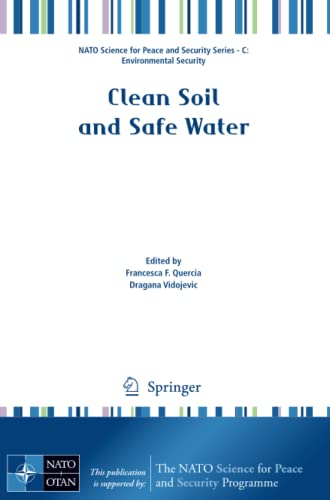 9789400722422: Clean Soil and Safe Water (NATO Science for Peace and Security Series C: Environmental Security)