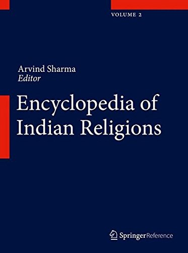 9789400725904: Encyclopedia of Indian Religions