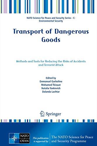Transport of Dangerous Goods: Emmanuel Garbolino