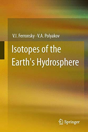 Isotopes of the Earth's Hydrosphere: V. I. Ferronsky