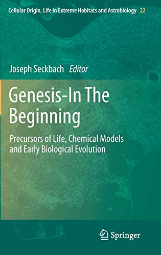 Genesis - In The Beginning: Joseph Seckbach