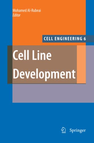 9789400730403: Cell Line Development (Cell Engineering)