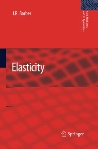 9789400731011: Elasticity (Solid Mechanics and Its Applications)