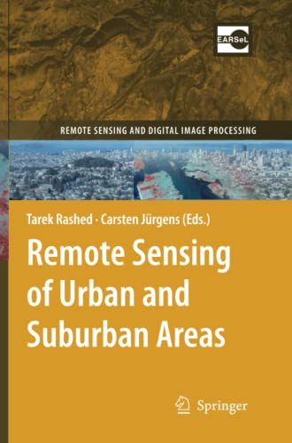 9789400732407: Remote Sensing of Urban and Suburban Areas (Remote Sensing and Digital Image Processing)