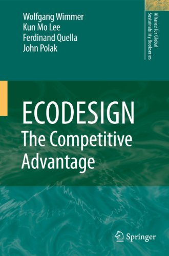 9789400733480: ECODESIGN -- The Competitive Advantage (Alliance for Global Sustainability Bookseries)