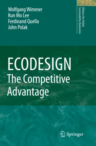 9789400733480: ECODESIGN - The Competitive Advantage (Alliance for Global Sustainability Bookseries)