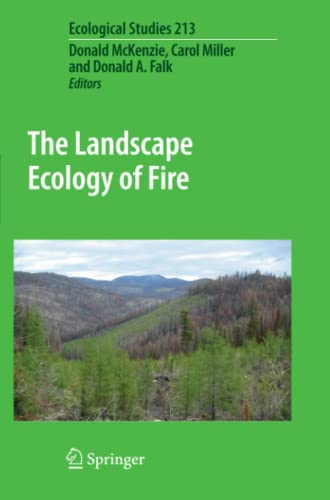 9789400734814: The Landscape Ecology of Fire