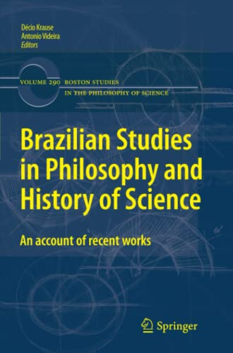 Brazilian Studies in Philosophy and History of: Krause, Décio /